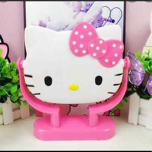 Hello Kitty  vanity mirror
